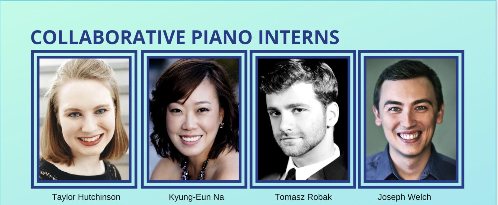 collaborative piano interns 2021