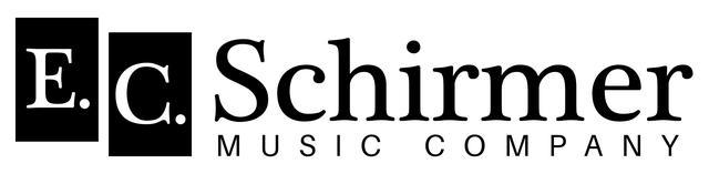 E.C. Schirmer Black Logo