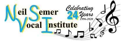 Neil Semer Vocal Institute (NSVI)