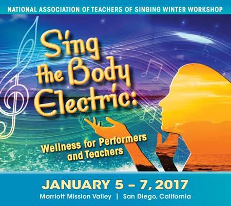 National Association Of Teachers Of Singing 2017 Nats Winter Workshop