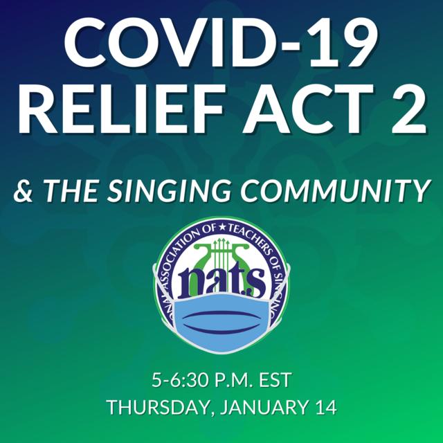 COVID-19 relief act 2 webinar