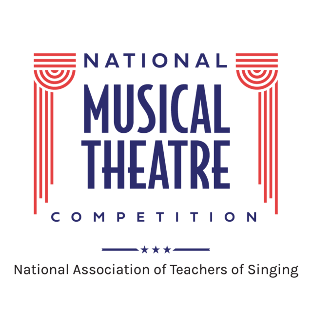 NATS National Musical Theatre Competition logo new